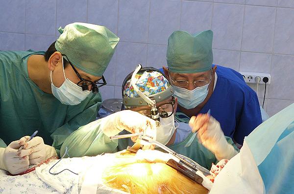 Шунтирование сердца риски операции