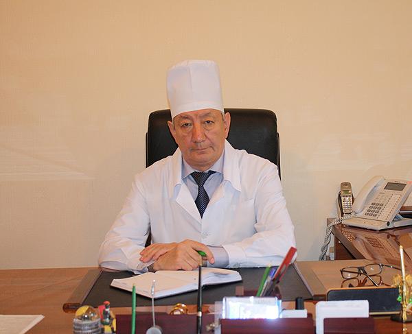 Магзумов Газиз Кабылтаевич